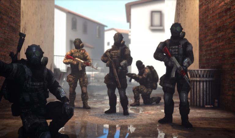 Inscreva-se grátis na beta fechada do shooterAlvo
