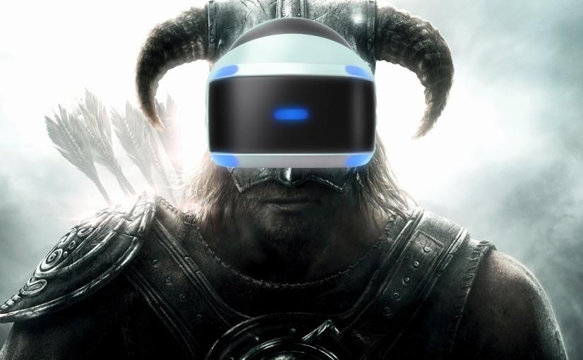 Skyrim VR – Um reviewhonesto