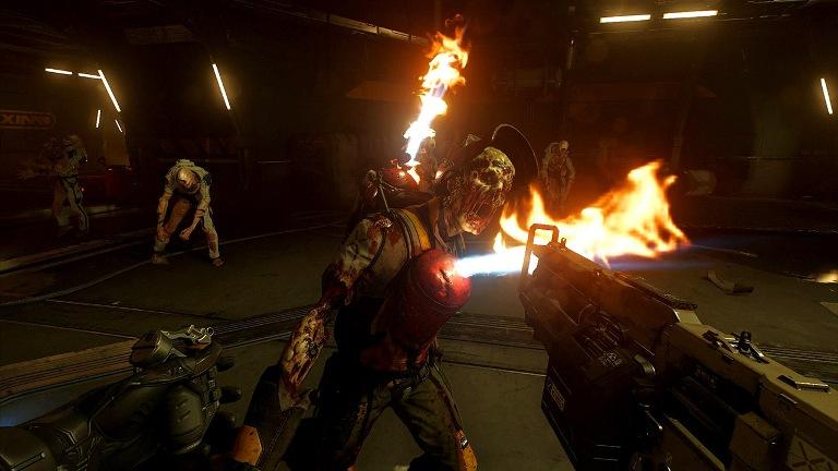 Saiba quais versões de Doom VFR estão emportuguês