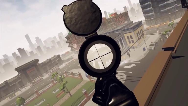 Estúdio inscreve para beta fechada de 'The Perfect SniperVR'