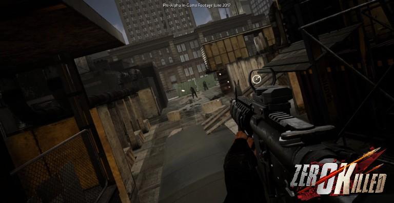 Inscreva-se grátis na beta fechada do FPS tático 'ZerOKilled'