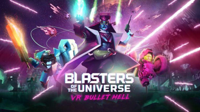 [escolha do editor] 'Blasters of the Universe' mostra que ainda é possível inovar no gêneroshooter