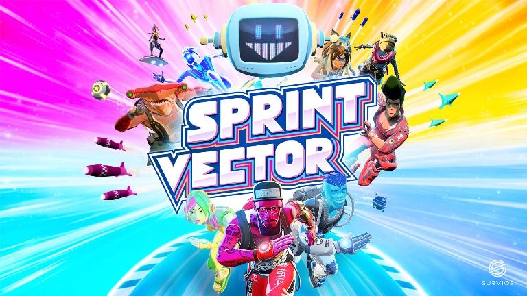 [escolha do editor] 'Sprint Vector', uma obra prima em realidadevirtual