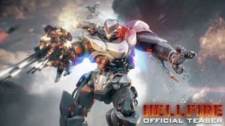 Multiplayer de 'Archangel' é anunciado apenas para os PCs e chega emjunho