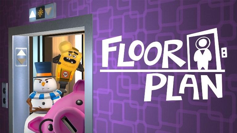 [review] Puzzle 'Floor Plan' oferece desafio e diversão dentro de umelevador