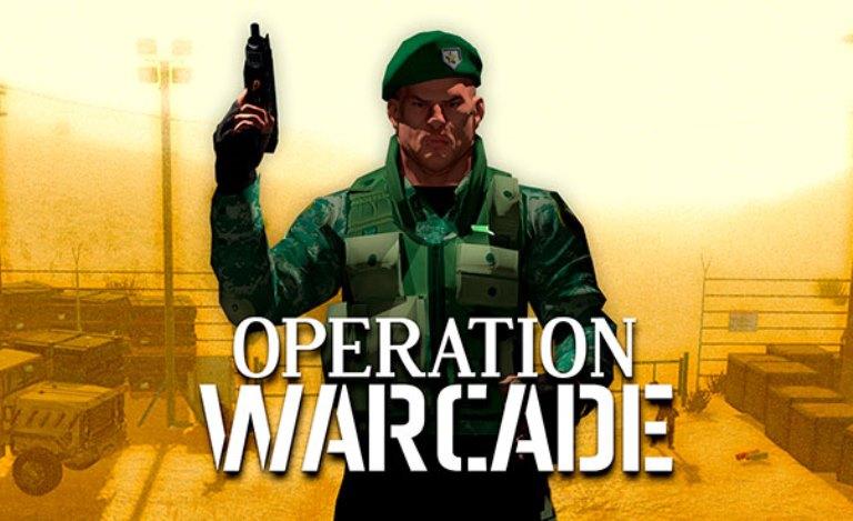 [review] Transforme-se em um Rambo de baixa resolução em 'Operation Warcade'