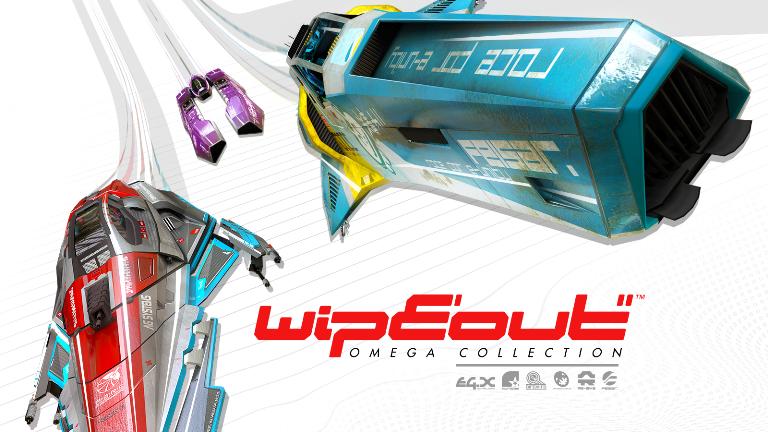 'WipEout Omega Collection' passa a ser vendido pela metade dopreço
