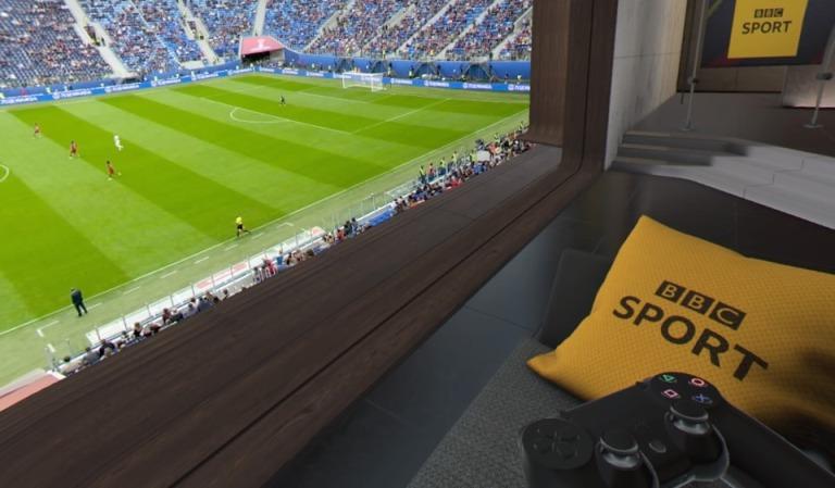 Macetinho: como assistir aos jogos da Copa no aplicativo BBC SportVR