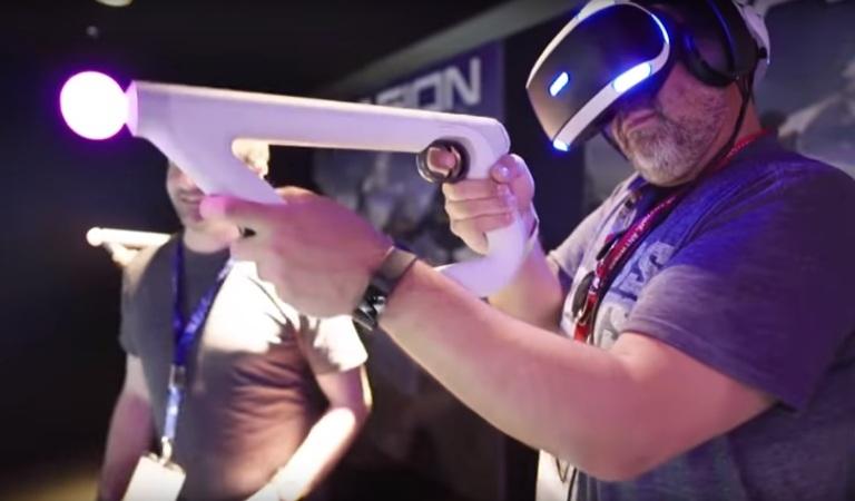 Vídeo faz resumão dos jogos para Playstation VR mostrados na E3.Assista!