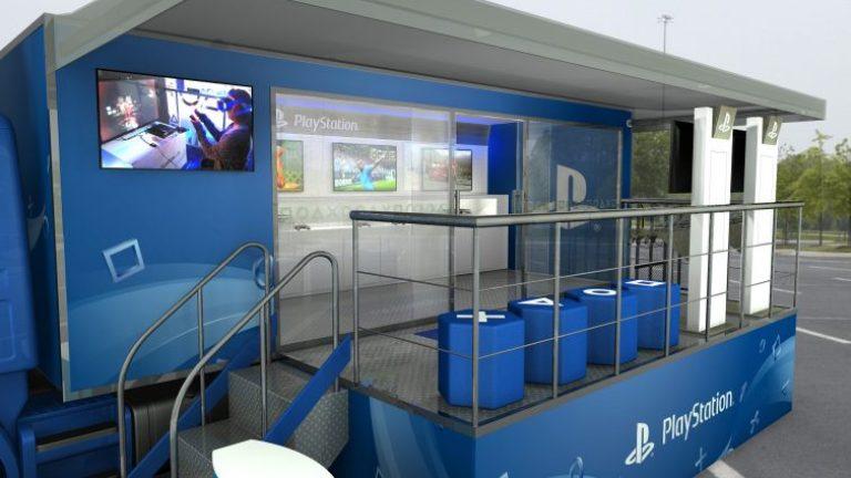 Projeto da Sony circulará por 13 cidades do Brasil levando o PlaystationVR