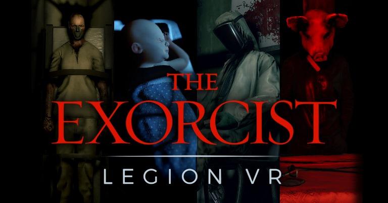 """[review] 'The Exorcist: Legion VR' te coloca frente a frente com o """"coisaruim"""""""