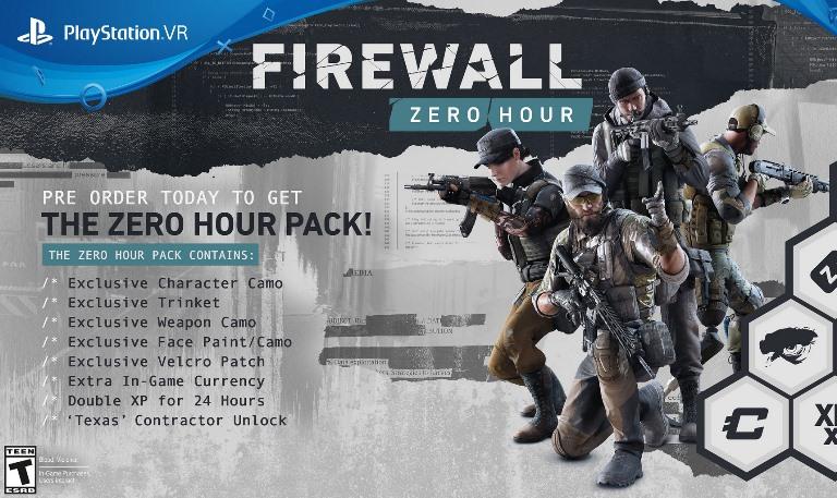'Firewall Zero Hour' ganha data de lançamento e entra empré-venda