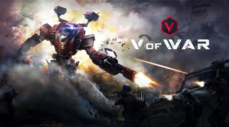 'V of War' terá um battle royale em realidade virtual como você nuncaviu