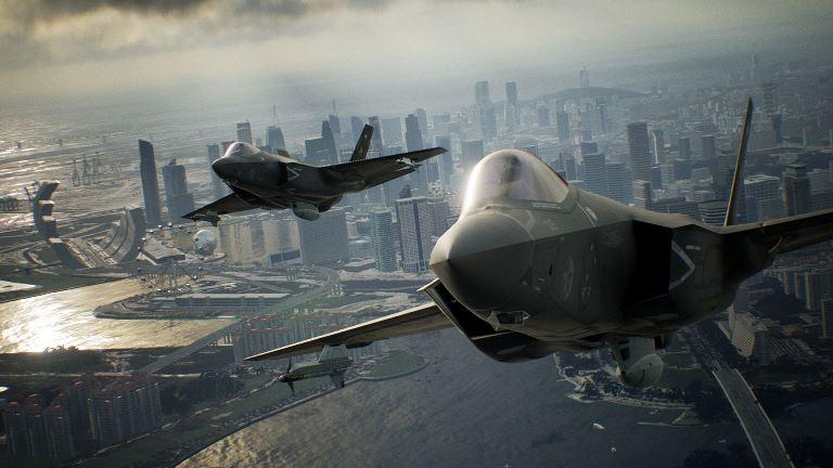 'Ace Combat 7: Skies Unknown' pode ser adiado para2019