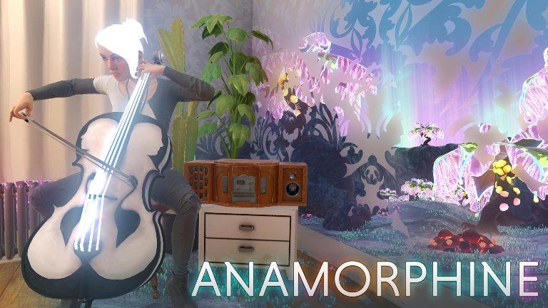 Thriller psicológico 'Anamorphine' chega ao Playstation 4 sem suporte aoPSVR
