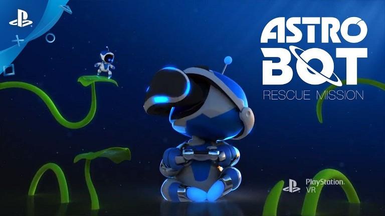 Sony divulga data de lançamento de 'Astro Bot – Rescue Mission' e novas informações dojogo