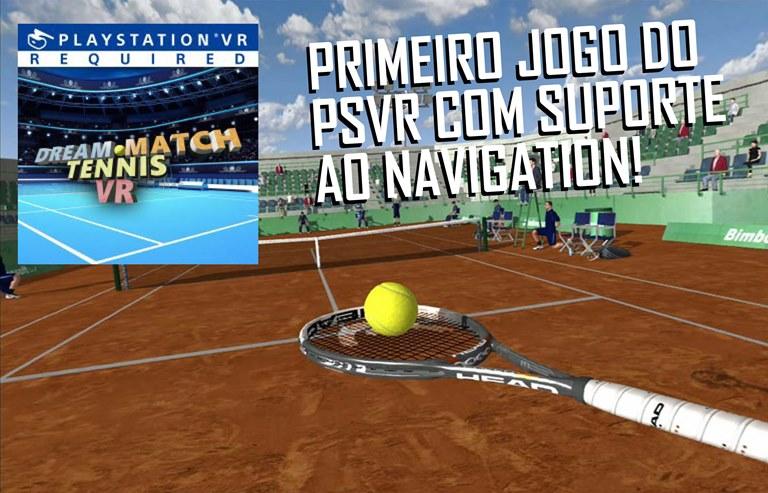 Lançado primeiro jogo com suporte ao Navigation Controller no Playstation VR! Veja otrailer!