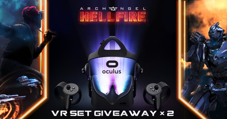 Quer ganhar dois headsets Oculus Rift de uma só vez? Saiba comoaqui!