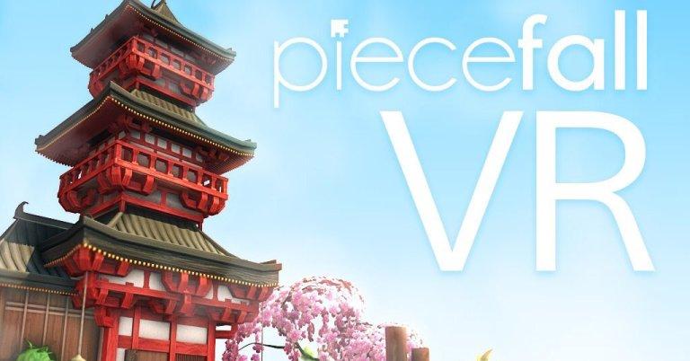 Inspirado em 'Tetris', 'PieceFall VR' será lançado neste mês para o PlaystationVR