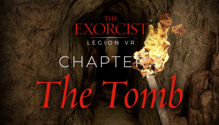 Estúdio divulga trailer do último capítulo de 'The Exorcist: Legion VR'.Assista!