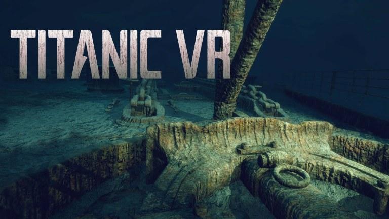 Estúdio lança novo trailer de 'Titanic VR', que chega em agosto para oPSVR