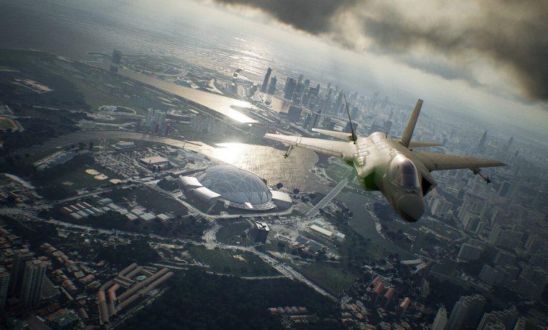'Ace Combat 7′ ganha data de lançamento e um novo trailer.Assista!