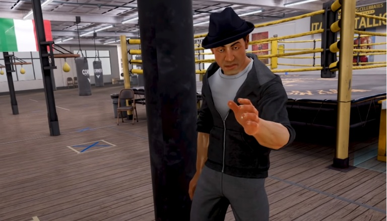 Rocky Balboa aparece em trailer do simulador de boxe 'Creed: Rise to Glory'