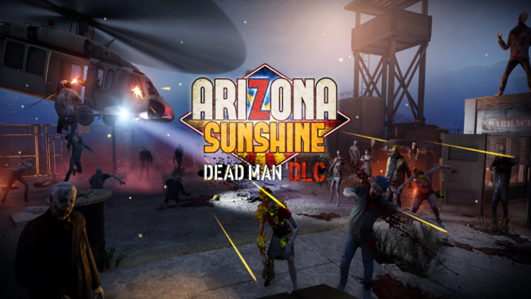 DLC de 'Arizona Sunshine' chega ao Playstation VR no dia 14 destemês