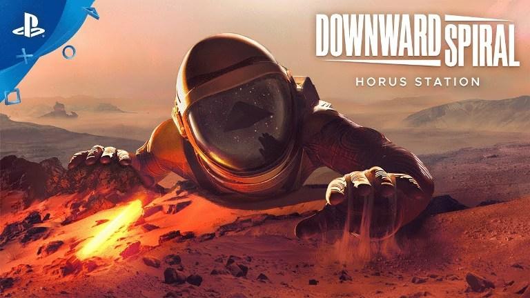 Depois de trapalhada na PS Store da Austrália, 'Downward Spiral' ganha data oficial delançamento