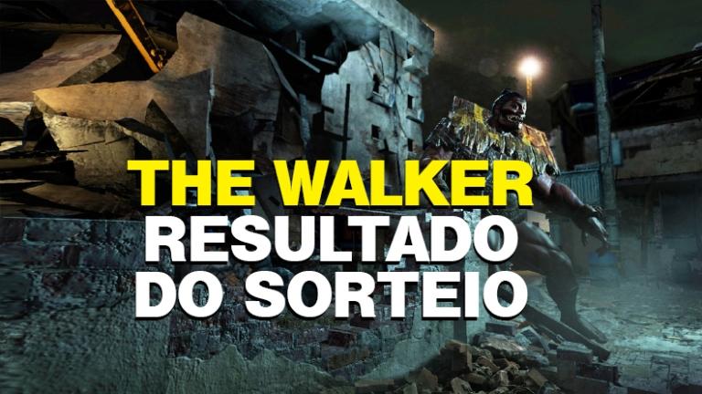 Conheça os ganhadores das duas mídias digitais do shooter 'TheWalker'