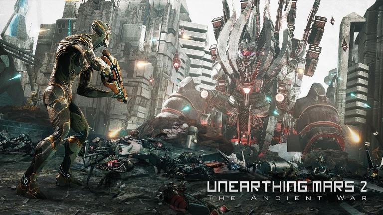 Com suporte à Aim Controller, 'Unearthing Mars 2' chega ao PSVR no dia 18 desetembro
