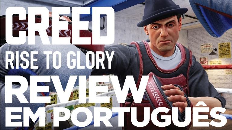 [review] 'Creed: Rise to Glory' acerta em cheio e traz experiência de boxeimperdível