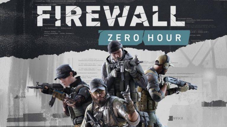 Update de 'Firewall Zero Hour' traz versão de teste para quem não tem ojogo