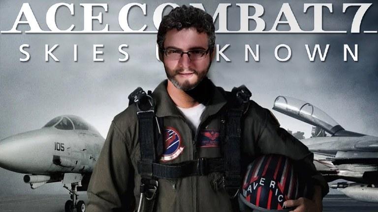 Missões VR de 'Ace Combat 7' trazem toda a emoção de pilotar um caça. Veja oreview!