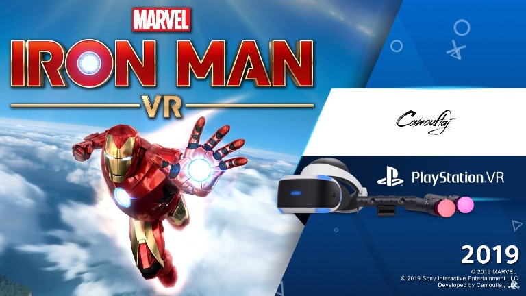 Sony anuncia 'Iron Man VR', data de 'Blood and Truth', update VR grátis de 'No Man's Sky' e muito mais!