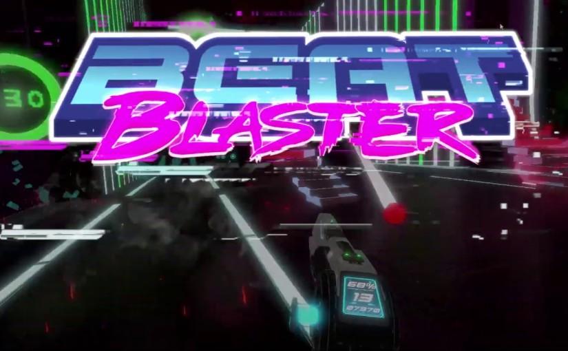 [Review rápido] 'Beat Blaster' é um arcade shooter pra quem gosta develocidade