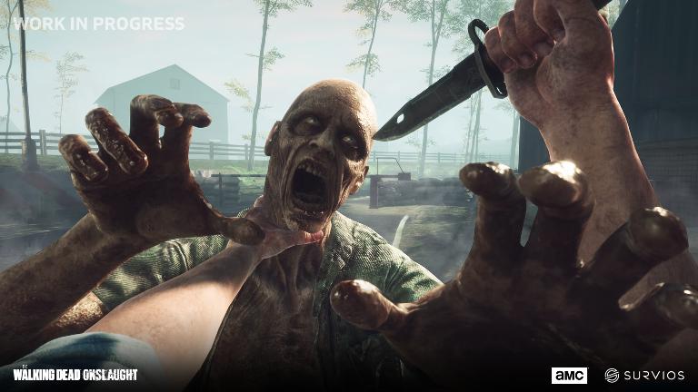 [preview] Confira tudo o que sabemos até agora sobre 'The Walking Dead: Onslaught'