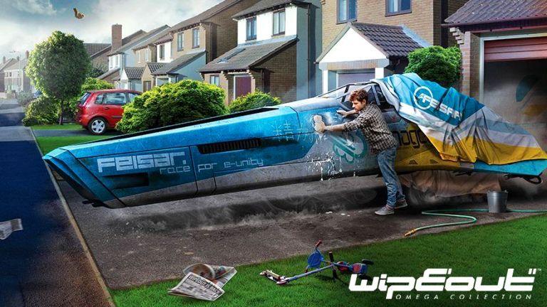 'Wipeout Omega Collection' vai vir grátis na Plus! Veja como aproveitar melhor o jogo – e semcinetose!